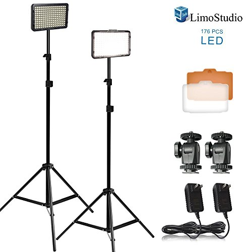 LimoStudio Light Studio Lighting Tripod