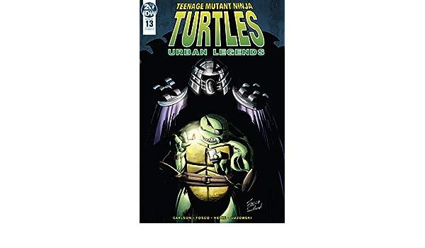 Amazon.com: Teenage Mutant Ninja Turtles: Urban Legends #13 ...