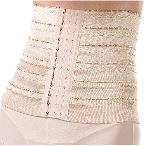 Zcargel Women Adjustable Elastic Postpartum Pregnancy Recovery Tummy Waist Belly Corset Belt Slimming Shaper Cincher Underwear