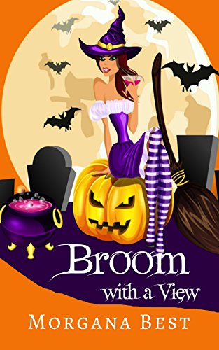 Broom With a View (Sea Witch Cozy Mysteries Book 2) - Kindle edition ... bd6e2dc366e09