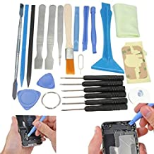 HKCB 23 in 1 Professional Repair Opening Pry Tool Kit Screwdriver Set For Cellphone PAD Tablet
