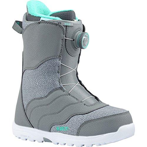 Boa Lacing Boots - 4