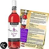 ST. REGIS Shiraz Rose Non-Alcoholic Rose Wine