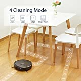 ECOVACS DEEBOT N79S Robot Vacuum Cleaner with Max Power Suction, Alexa Connectivity, App Controls, Self-Charging for Hard Surface Floors & Thin Carpets Variant Image