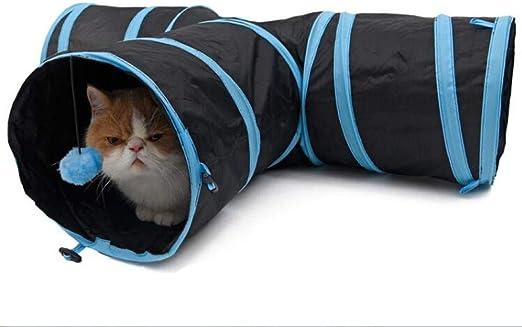 Túneles Para Gatos Artículos Para Gatos Tubos Y Túneles Para Animales Pequeños Pet Cat Tunnel Toys