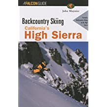 Backcountry Skiing California's High Sierra