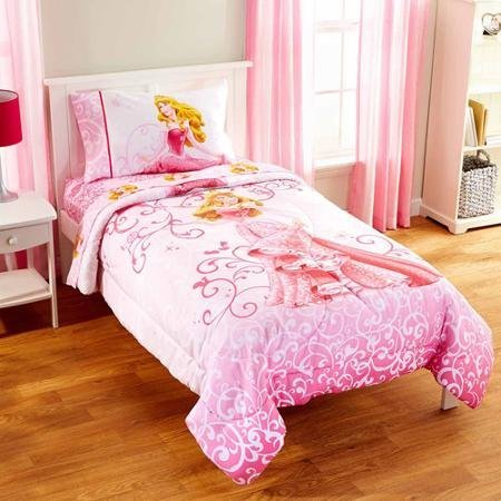 Disney Princess A Wore Twin Comforter MJ442C
