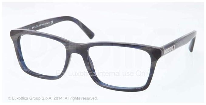 Amazon.com: anteojos Bvlgari 0bv3022 5260 Gris cuerno: Clothing