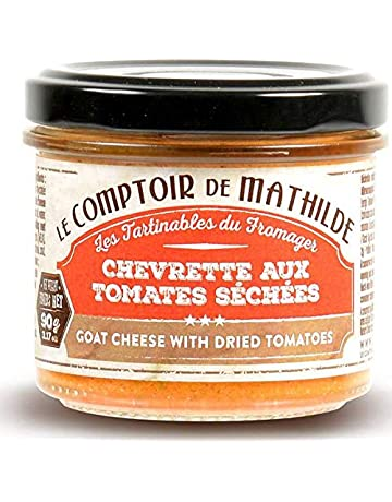 Mousse De Queso De Cabra Con Tomate Seco, 90 g,
