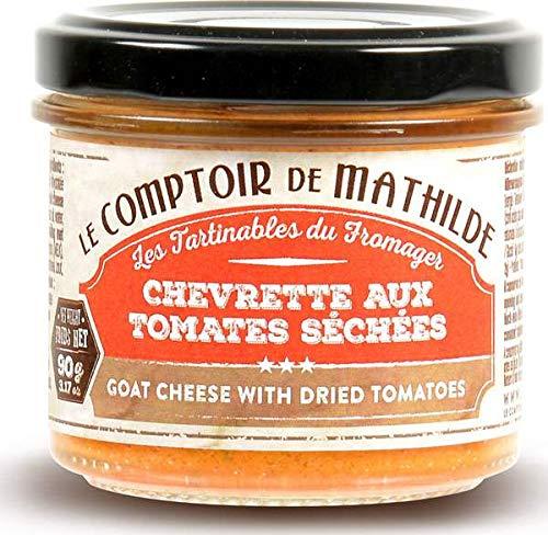 Mousse De Queso De Cabra Con Tomate Seco, 90 g,: Amazon.es: Alimentación y bebidas