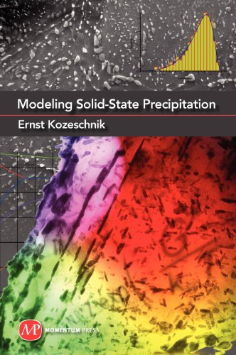 Modeling Solid-state Precipitation (Computational Materials Science and Engineering)