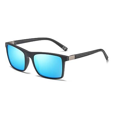 VeBrellen Clásico TR90 Hombres Gafas De Sol Polarizado Protection UV400 Polarizadas VS021