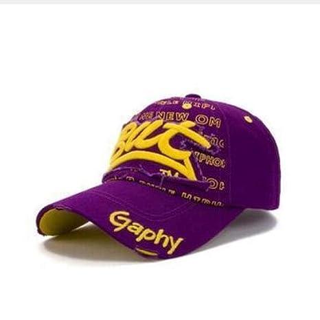 zhuzhuwen Sombrero de sombrilla de Beisbol para Hombres ...
