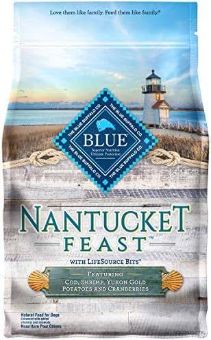 Dog Food: Blue Buffalo Nantucket Feast