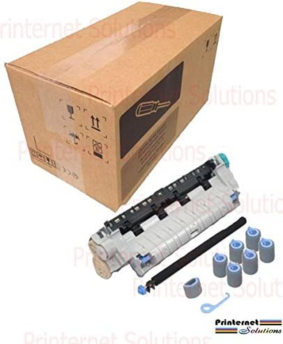 Printernet Solutions 12 Month Warranty, HP Laserjet 4250 4350 Fuser Maintenance Kit Q5421A/ with Installation Instructions and OUTRIGHT 51bjwcl5QPL