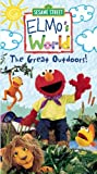 Elmo's World - The Great Outdoors 2003 [VHS]