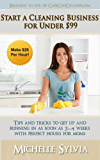 Start a Cleaning Business for Under $99 -- Make $20 per hour