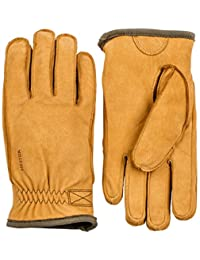 Hestra Tived Leather Nubuck Glove