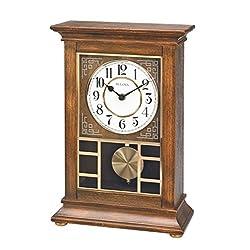 Bulova Stratford Mantel Chime Clock - B1654