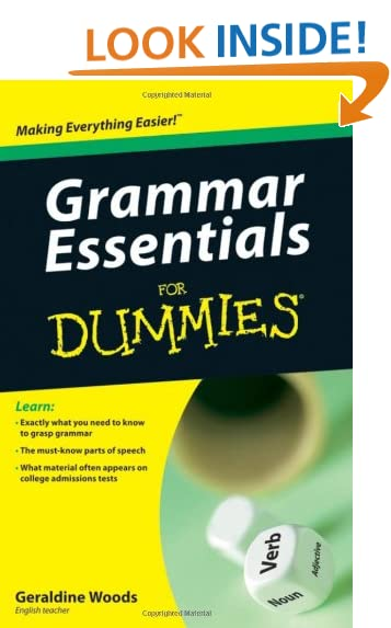 Grammar Help: Amazon.com