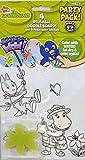 The Backyardigans 4 Reusable Doodle Boards