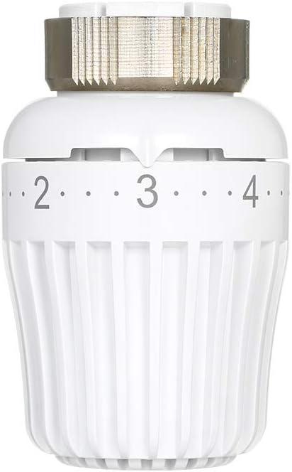Lepeuxi V/álvula termost/ática del radiador Controlador de temperatura constante Funci/ón a prueba de heladas Dispositivo de calefacci/ón de la habitaci/ón Control de temperatura Interior Termostatos de la