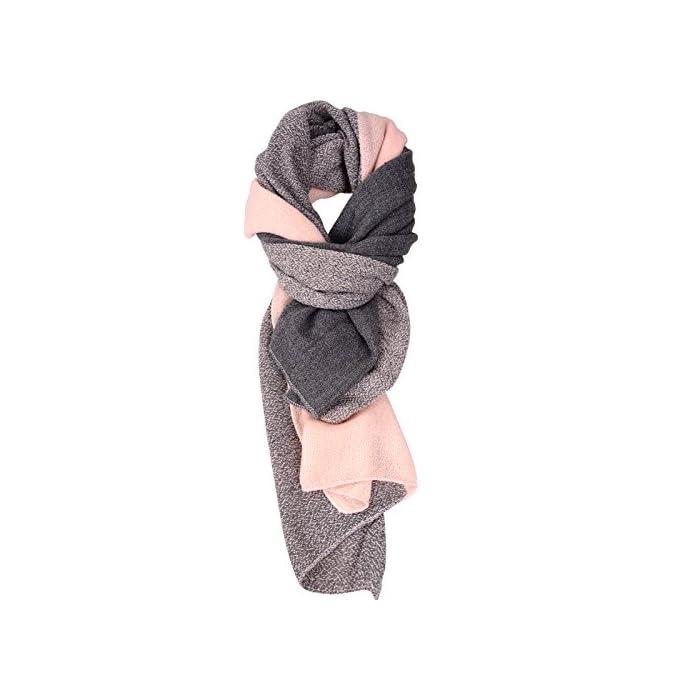 51bjztyW 1L Material: como la cachemira Tamaño: 190 * 70 cm Peso: 160 g Cachemir
