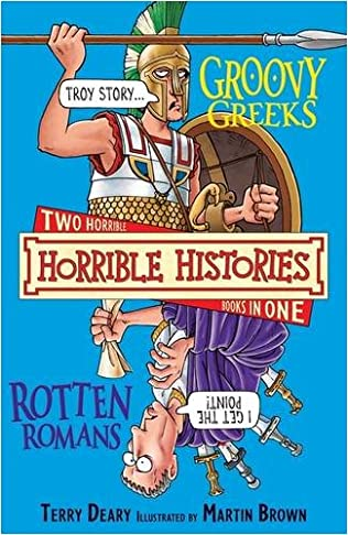 book cover of The Groovy Greeks