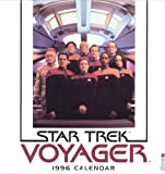 Star Trek Voyager Wall Calendar : 1996
