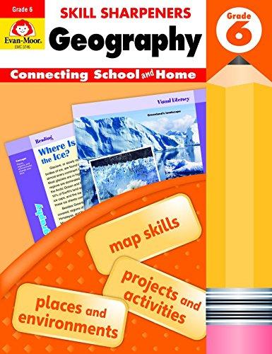 Skill Sharpeners: Geography, Grade 6