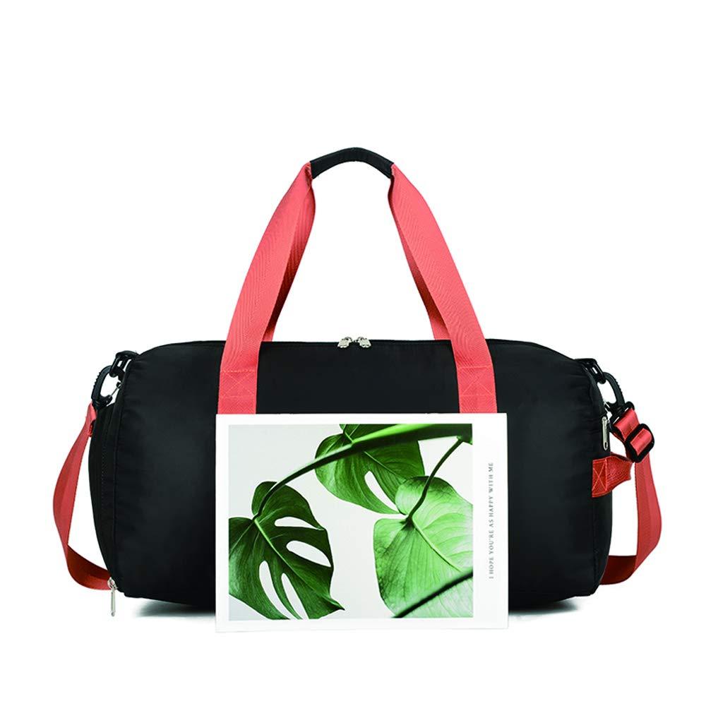 Bolsa de Mano Viajes Color Estilo 1 Rosa Fitness para Yoga Bolsa de Deporte para Gimnasio Hombro tama/ño 25 litros 25 litros Impermeable