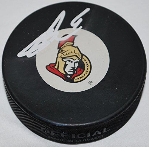 Bobby Ryan Signed / Autographed Ottawa Senators Hockey Puck