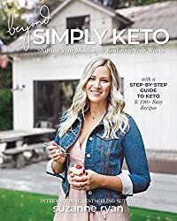 Image of the product Beyond Simply Keto: that is listed on the catalogue brand of Victory Belt Publishing.