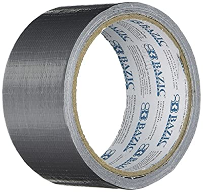 Bazic Duct Tape, 1.89 x 10 Yards