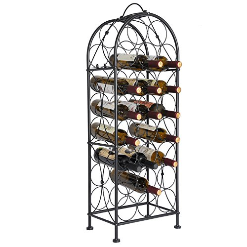 23 bottle wine rack - 5