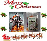 Christmas Gift Pack - Robocop - The Complete TV Series (6 Disc Set) [NON USA FORMATTED VERSION REGION 2 DVD] + Ye Old Cornish Christmas Sweets Gift Bag 90g
