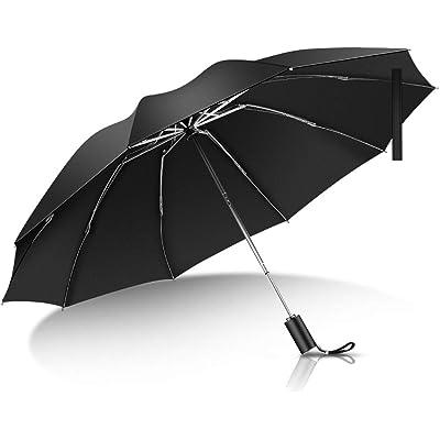 Yosper Direct ワンタッチ自動開閉 10本骨 折りたたみ傘