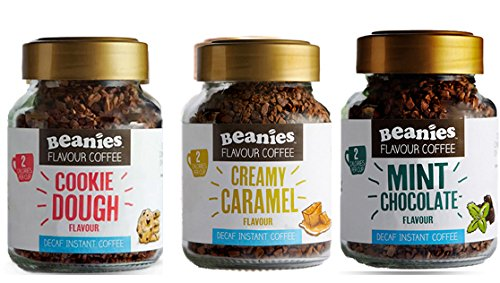 b56bb3d9e92 Beanies Instant Coffee Trio Pack 3 x 50g Jars   Chocolate