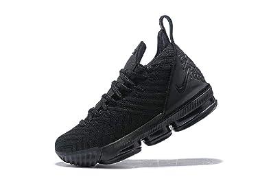online retailer 0ec91 96910 Amazon.com   Ziyueguan Mens Basketball Shoes Lebron 16 ...