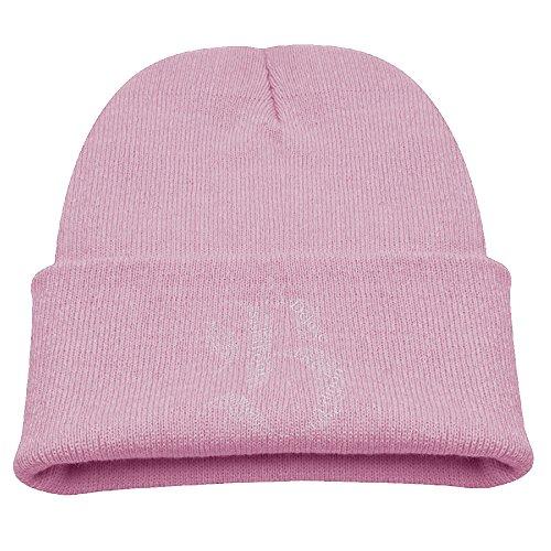 Kid Cashmere Hat Hipster Beanie Winter BEYONCÉ Woolen Cap KnitCap BeanieHat Pink ()