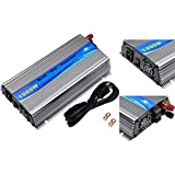 SolarEpic 1000W Grid Tie Inverter MPPT For Solar Panel Stackable Pure Sine Wave 10.8-30V Solar Input 90V-140V Output