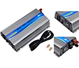 SolarEpic 1000W Grid Tie Inverter MPPT Stackable Pure Sine Wave 10.8-30V Solar Input 90V-140V Output Fit For 12V Solar Panel