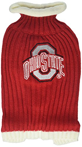 Pets First Ohio State Sweater, X-Small by Pets First