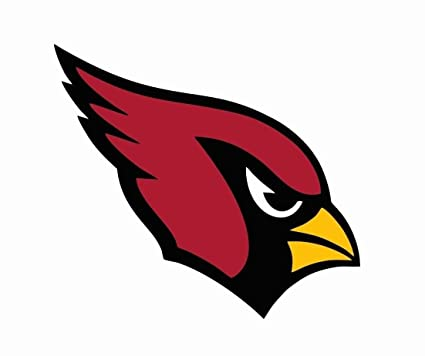 Amazon Com Arizona Cardinals Wall Art 3 Size Nfl Football
