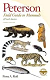 Peterson Field Guide to Mammals of North America (Peterson Field Guides (Paperback))