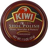 Kiwi Shoe Polish Paste, 1-1/8 oz, Cordovan