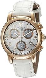 Tissot Women's T-Classic Dressport Chronograph Quartz Watch