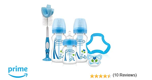 Dr Brown s opciones Set de regalo, color azul