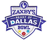 Zaxby's Heart Of Dallas Bowl Jersey Patch Army Black Knights Vs. North Texas Mean Green offers