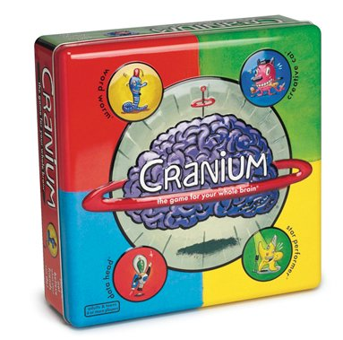 Cranium Tin Edition
